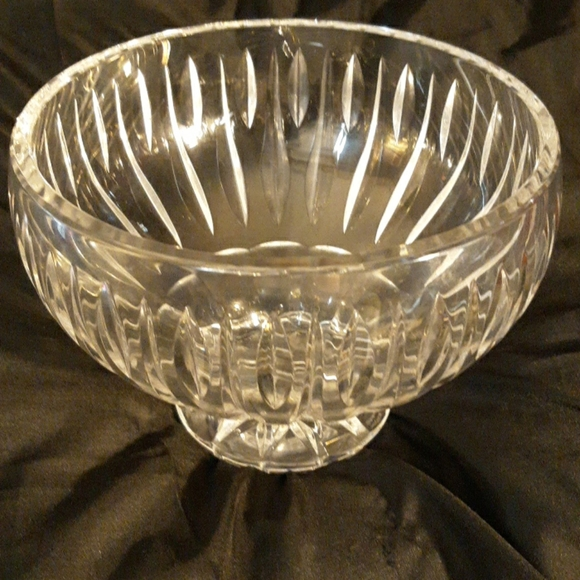 The Sheridan Marquis by Waterford Footed Bowl